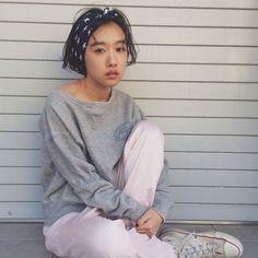 Moe Hatada / 畑田 萌さんはInstagramを利用しています:「☆bob arrange☆ #hairarrange #arrange」