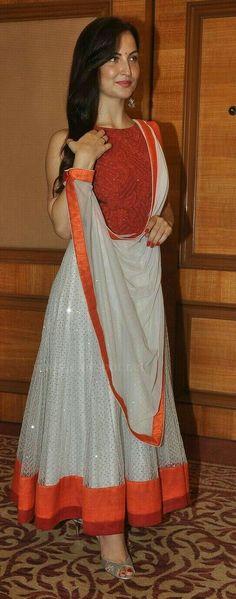 Post by Khan's Creation ( on anarkali, white Anarkali Dress, Pakistani Dresses, Indian Dresses, Indian Outfits, Ikat Dresses, Sari Dress, Anarkali Suits, Lehenga, Indian Attire