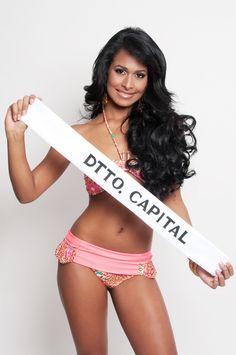 Miss Turismo distrito Capital 2013, Carmen Millan de 20 años y 1,71 mts, @carmenmillan92