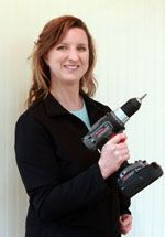 Great resource for people who love to #DIY. She has tutorials on how to use each power tool.