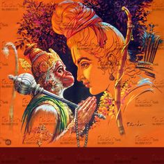 Famous Indian Artists, Most Popular Artists, Great Artists, Let Us Pray, Hanuman, A Blessing, Art Gallery, Paintings, Happy