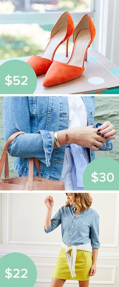 Try this on for size: If you shopped secondhand exclusively for one year, you would save $1,350. How would you spend that extra money? thredUP is the largest secondhand shopping destination with thousands of like-new items every minute from the brands you love at up to 90% off retail price. With 10K new items a day, there's 10K ways to give your wardrobe the style update it deserves. Need you more reasons than that to shop #secondhandfirst? Sign up today.