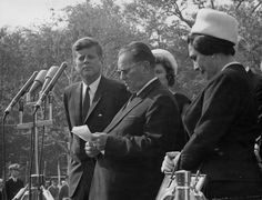 1963. Octobre. President Tito and JFK