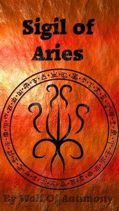 Sigil of Aries