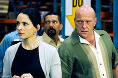 The Urban Politico: Movie Reviews-Breaking Bad (Season Five), The Watch, Redemption