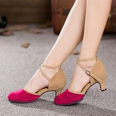 Systematic Professional Modern Women Dance Shoes Deep Skin Color High-quality Satin Shoes For Ladies Latin Ballroom Salsa/tango Dancing L57 Sneakers Sports & Entertainment