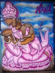 Nanã - By Bicho Solto Sagaz