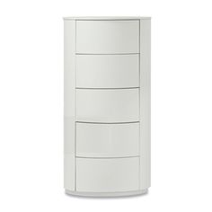 Contemporary round Italian tallboy Ø 51 - H cm by Dall'Agese at My Italian Living Ltd Bedroom Furniture, Cabinets, Drawers, Contemporary, Interior, Design, Home Decor, Bed Furniture, Armoires