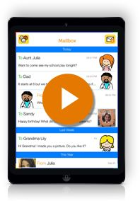 Tocomail: email for kids