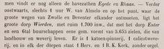Wierden in een notendop (1876).