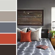 Authenticité et caractère à l'aide des palettes de couleurs
