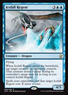 mtg-OJUTAI-BLUE-WHITE-DECK-Magic-the-Gathering-rare-cards-modern