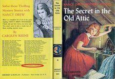 Loved Nancy Drew books