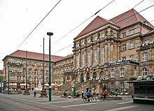 Kassel - das Rathaus... seufz...