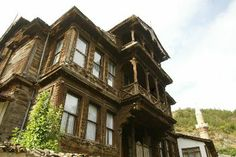 ARMUTÇULAR mansion.