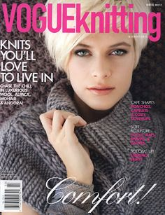 Vogue Knitting Magazines via picasa web
