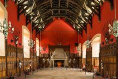 Edinburgh Castle - The Great Hall