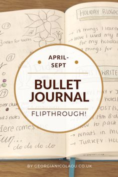 Hello guys! Welcome to my first Bullet Journal Flip Through! I started my bullet journal in April 2016 so I am definitely not an expert! I ...
