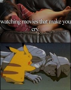 NOBODY CAN WATCH IT WITHOUT CRYING!!!!! No matter HOW MANY TIMES you've seen it!!!!!!
