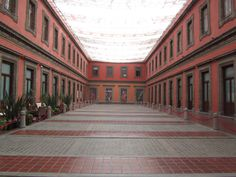#PalacioNacional en DF, uno de los salones del primer piso. #ElInicioCreativo