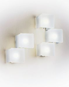 TREPERTRE COLLECTION. Wall lamp. Composition 2+3. More at www.florianlight.com Made in Italy