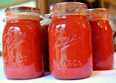 Serenity Cove: canned Pizza Sauce