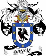 De Garcia Spanish Coat Of Arms www.4crests.com #coatofarms #familycrest #familycrests #coatsofarms #heraldry #family #genealogy #familyreunion #names #history #medieval #codeofarms #familyshield #shield #crest #clan #badge #tattoo #crests #reunion #surname #genealogy #spain #spanish #shield #code #coat #of #arms