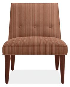 Finch Chair in Bezel Paprika - Chairs - Living: Seating - Room & Board