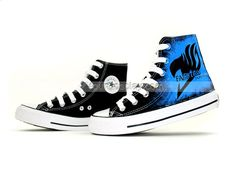 Fairy Tail, Jellal Fernandes Manga/Anime Hand Painted shoes, New Arrival Hand #Drawing #Shoes, Cosplay Hand Drawing Shoes
