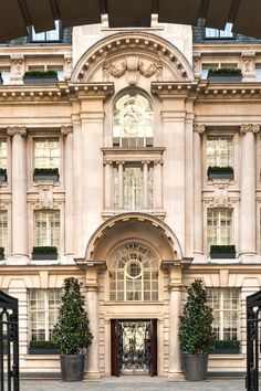 Rosewood London is a heritage hotel with an Edwardian façade and plenty of Old World charm. #Jetsetter Rosewood London (London, England)