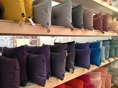 Hay Amsterdam is open! Hay Design, Amsterdam, Bed Pillows, Pillow Cases, Deco, Accessories, Home, Pillows, House