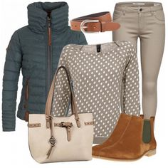 Winter-Outfits: Laura bei FrauenOutfits.de
