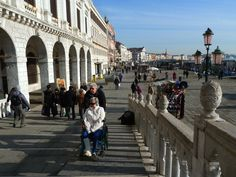 Some of our friends have visited Venice together with our guides and organizers. The experience was so positive, they told us that they wanted to share with us their photos and memories! #Venice