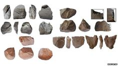 Oldest stone tools pre-date earliest humans and date to 3.3 million years ago.