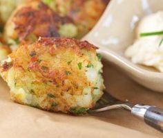 Potato-Horseradish-Crusted Mahi-Mahi