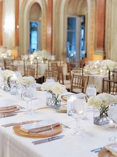 Photography: Amelia Johnson Photography - amelia-johnson.com  Read More: http://www.stylemepretty.com/2015/03/12/glamorous-washington-dc-ballroom-wedding/