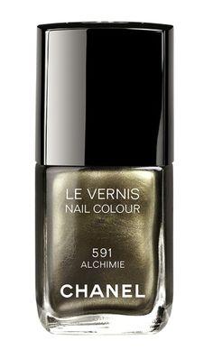 Chanel Le Vernis Alchimie