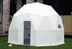 pop up dome shelter.