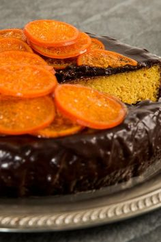 This dessert, loosely based on a Sephardic orange cake, uses whole clementines, peels and all, for a flavor rich in citrus. The cooking time may seem long, but much of it doesn't require much attention from the baker. And the first step, reducing the fruit, may be done ahead of time. (Photo: Sasha Maslov for NYT)