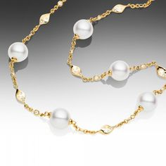 Paradis Necklace - Paspaley Pearls - The Most Beautiful Pearls in the World