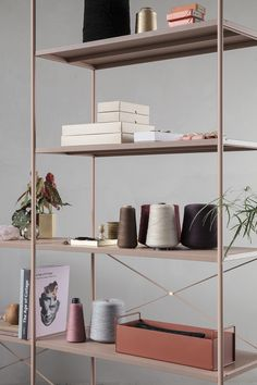 Frama Shelf Wandplank Koper 60 cm Shelves Carpentry and