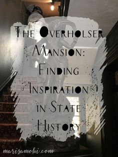The Overholser Mansion: Finding Writing Inspiration in State History Marisa Mohi - Wri. Fiction Writing, Writing Advice, Writing Skills, Spooky Stories, Horror Stories, Ghost Stories, Plot Outline, Planner Tips, Writing Process