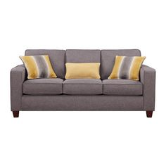 Maxwell Sofa ❤ liked on Polyvore featuring home, furniture, sofas, dark grey sofa, charcoal sofa, dark gray couch, charcoal grey sofa and charcoal couch