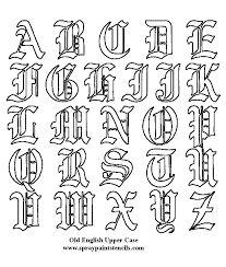 font alphabet sheets - Google Search