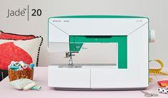 Husqvarna Viking Jade 20 33 Hand Look Quilt Stitch Viking Sewing Machine, Sewing Machines, Sewing Hacks, Sewing Projects, Sewing Tips, Jade, Sewing Class, Quilt Stitching, Sewing Rooms