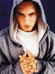 """Eminem, Homegrown in Michigan. Featured in film """"8 mile, filmed in Michigan."""