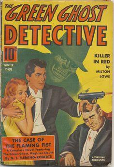 BLACK MASK Detective Pulp Cover NEW Fine Art Giclee Print Man Strangles Girl