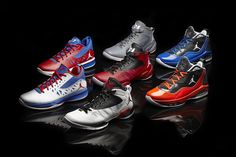 All Jordan Shoes | Jordan Brand Unveils Signature Footwear For The Playoffs | Sole ...