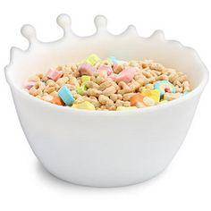 Milky cereal holder