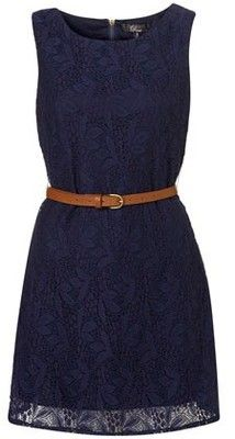 Navy Lace Dress...bridesmaids or rehearsal dinner :)